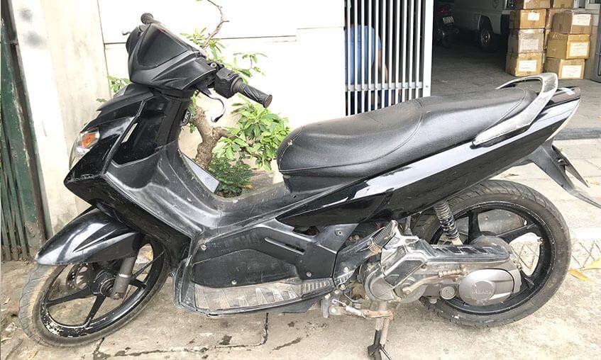 Yamaha Nouvo 3 115cc