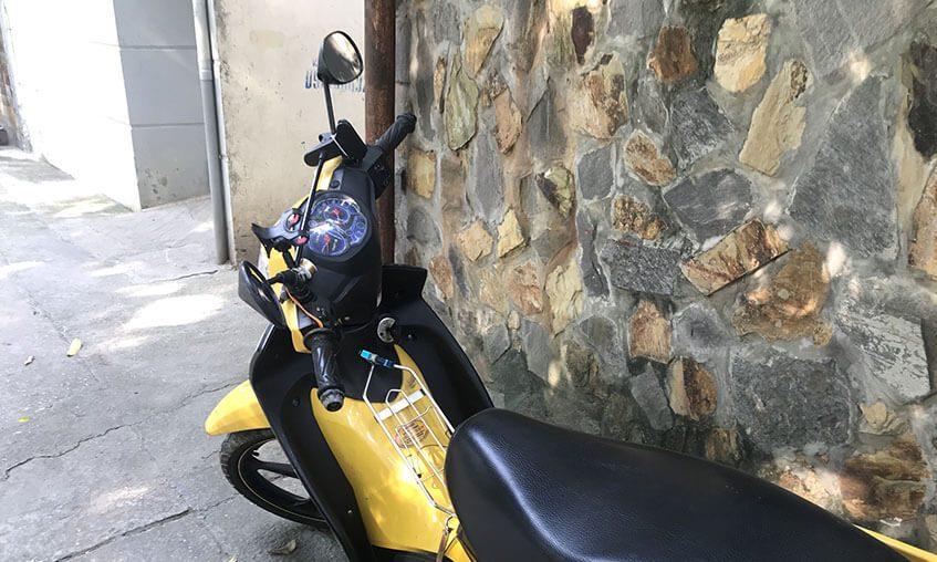 Yamaha Sirius 110 2017
