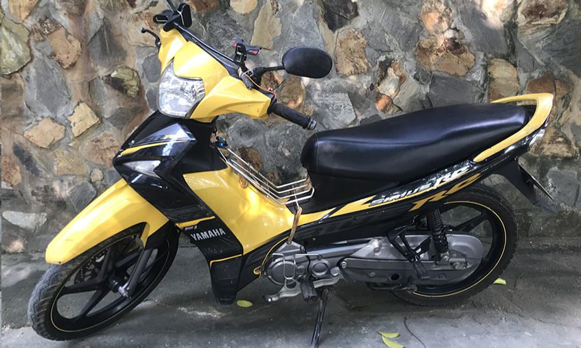 Yamaha Sirius 110