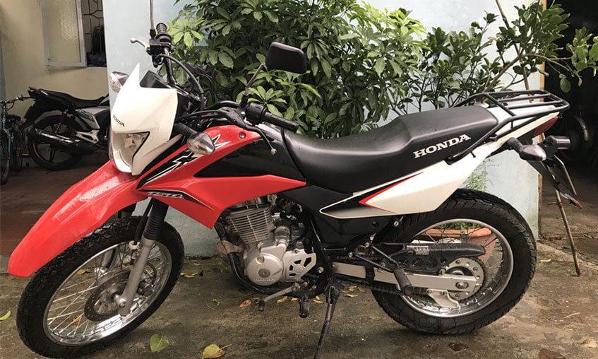 Honda Xr 150cc 2018